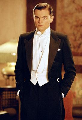 Leonardo DiCaprio as Howard Hughes in Miramax Films' The Aviator