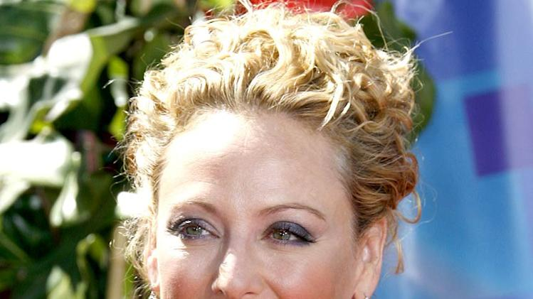 Virginia Madsen at the 58th Annual Primetime Emmy Awards on August 27, 2006
