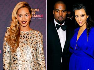 "Beyonce Congratulates Kim Kardashian, Kanye West on Baby's Birth: ""Enjoy This Beautiful Moment"""