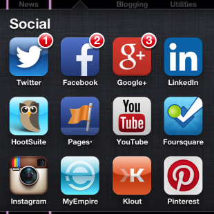 The Overwhelming World of Social Media image Social Media Apps