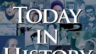 Today in History for November 22nd