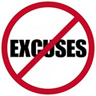 3 Poor Excuses for Not Doing Content Marketing image no excuses 300x300