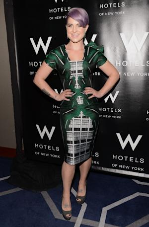 Kelly Osbourne attends the W LOVE Hangover Ball at W Union Square in New York City on November 28, 2012  -- Getty Images