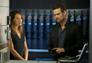 Maggie Q, Shane West  | Photo Credits: Sven Frenzel/The CW