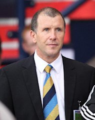 SFA chief executive Stewart Regan at centre of accusations concerning Rangers' bid to play in SPL