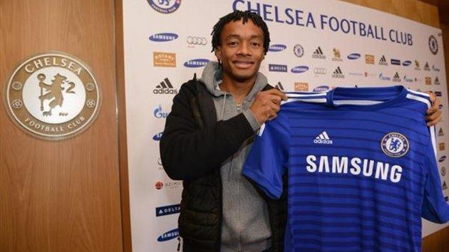 Chelsea sign Juan Cuadrado (Twitter)