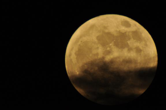 'Supermoon' Full Moon Rises Tonight: Watch It Live Online