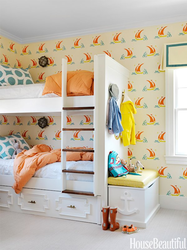   10 Reasons to Go Color-Crazy in Your Kid's Room - Yahoo Shine