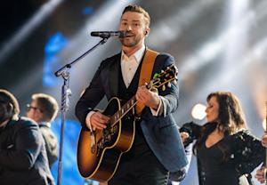 Justin Timberlake's '20/20 Experience' Top Billboard Year-End Chart