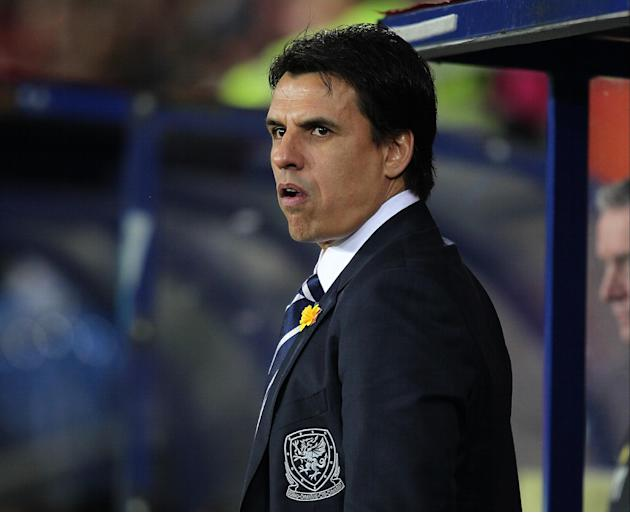 Wales manager Chris Coleman is aiming for World Cup qualification