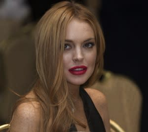 Lindsay Lohan Set for Paul Schrader Thriller 'The Canyons'