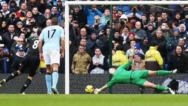 Premier League - Tactical Brain: How to save a penalty