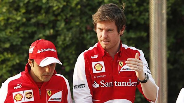 Felipe Massa's former race engineer Rob Smedley has joined Williams (Imago)