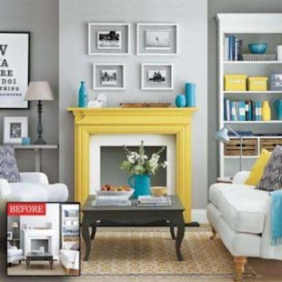 Decorating with Bold Color