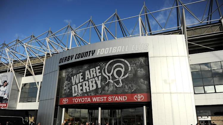 Sam Rush has taken up a new role at Pride Park