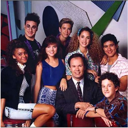 Bayside High School | Saved by the Bell