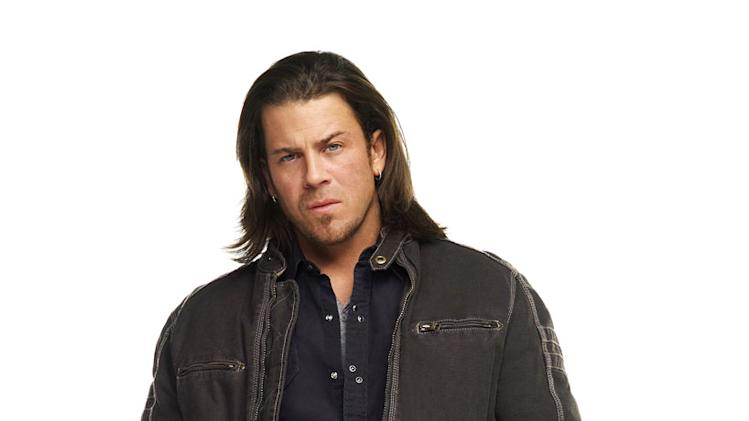 "Christian Kane stars as Eliot Spencer in ""Leverage."""