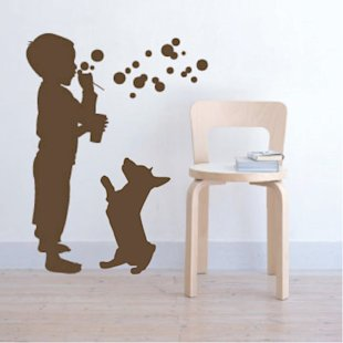 Pet Silhouette Decals