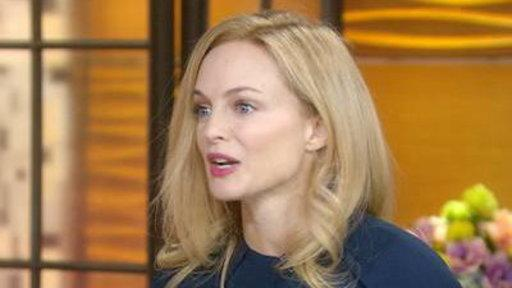 Heather Graham: 'I'm Kind of High-strung'