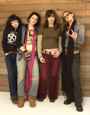 Shelly Cole, Lori Petty, Gina Gershon and Drea DeMatteo Prey For Rock & Roll Sundance Film Festival 1/20/2003