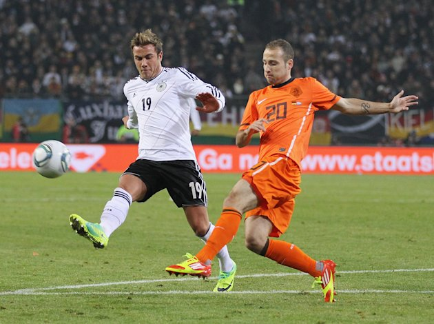 Mario Gotze is touted as the 'Lionel Messi' of Germany. (Getty Images)