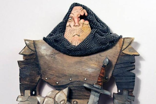 Irish artist creates beautiful Game of Thrones-inspired action figures