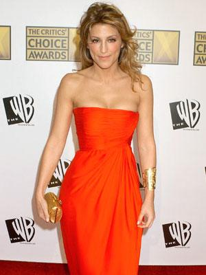 Jennifer Esposito 11th Annual Critics' Choice Awards Santa Monica, CA - 1/9/2006