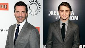 Dan Rad & Jon Hamm Become One