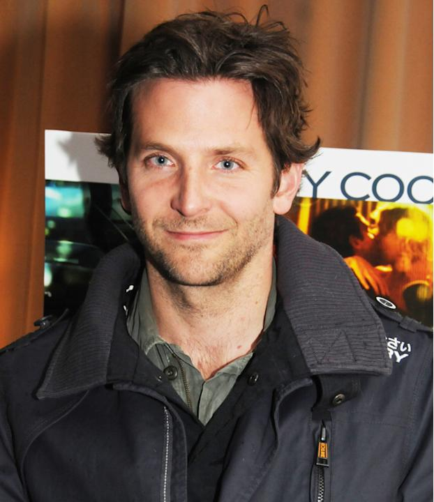 Bradley Cooper photos: This pic makes Bradley the most adorable man in the world!