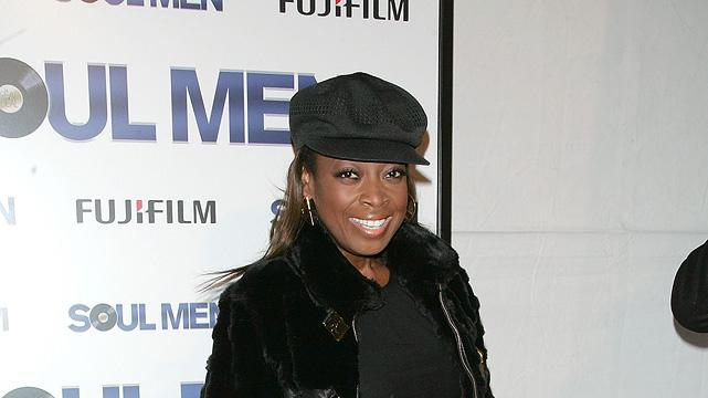 Soul Men NY Premiere 2008 Star Jones