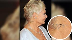 Check out Judi Dench's 'Neckjazzle'