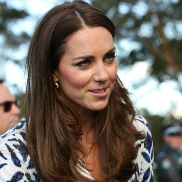 Photo Of Kate Middleton's Bare Bum Sparks New Privacy Row - Report