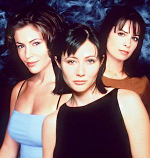"Alyssa Milano: Working With Shannen Doherty, Holly Marie Combs on Charmed Was ""Like High School"""