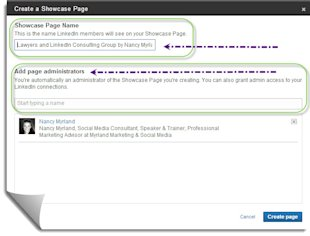 LinkedIn Announces New Showcase Pages: Great For Law Firms image How To Create A Showcase Page 3