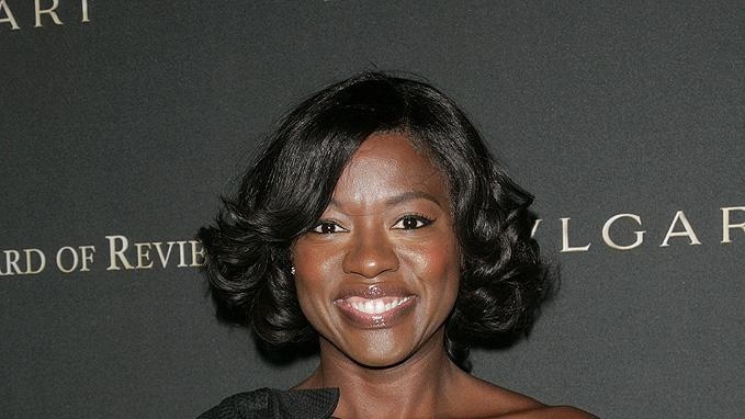 National Board of Review of Motion Pictures Awards Gala New York 2009 Viola Davis