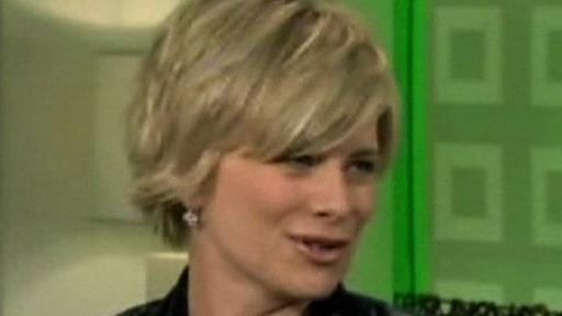 "Mary Beth Evans on the ""Today"" show!"
