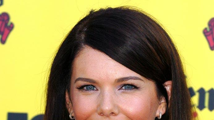 Lauren Graham at the 2005 Teen Choice Awards.
