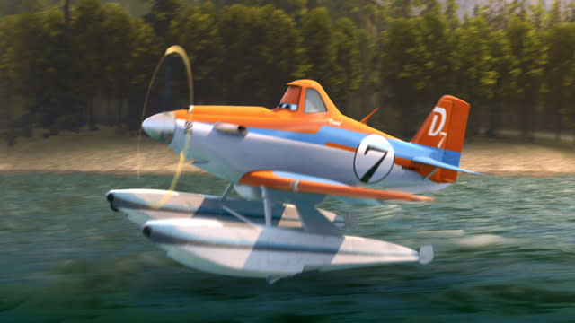 'Planes: Fire and Rescue' Trailer: Thunder