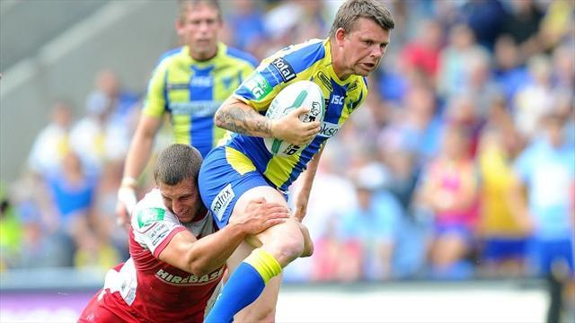 Rugby League - St Helens move for Beaumont