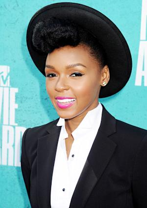 Janelle Monae Lands Beauty Contract with CoverGirl