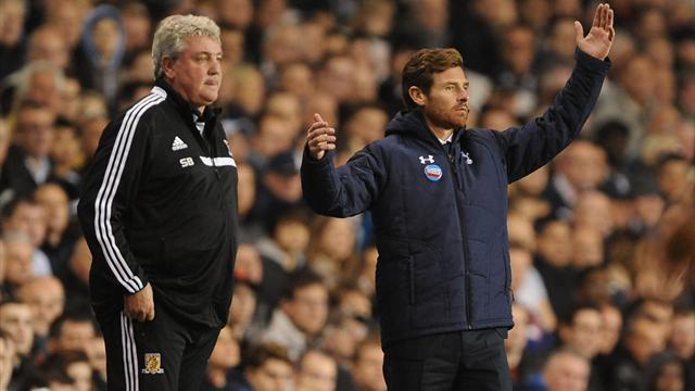 League Cup - Bruce hurt by second Spurs loss