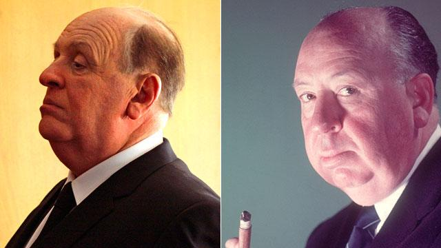Hopkins as Hitchcock Revealed!