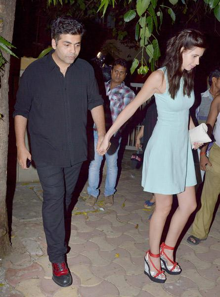 Spotted: Ranbir-Kat together everywhere