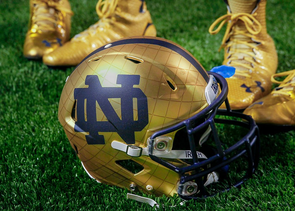 Notre Dame hired Chip Long as its new offensive coordinator. (Getty)