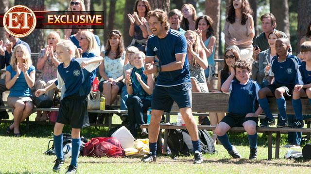 Exclusive Photo: 'Playing For Keeps'