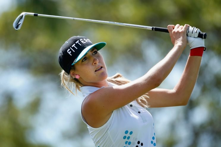 Jaye Marie Green won the final stage of LPGA Q-school on Sunday. (Getty Images)