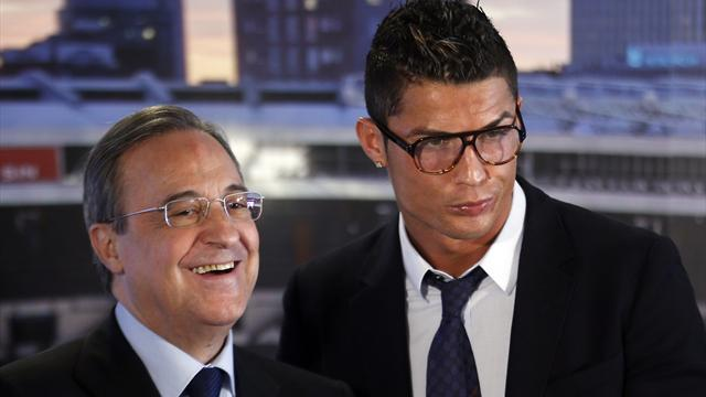 Liga - Ronaldo renews Real Madrid contract