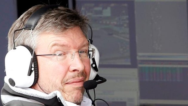 Mercedes' Ross Brawn (Reuters)