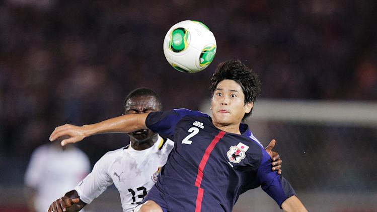 Japan v Ghana - International Friendly