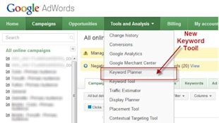 Beginners' Guide to The New Google Keyword Planner Tool image 114